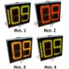 Табло обратного отсчета времени (ТООВ) красного и зеленого сигнала