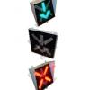 Светофор светодиодный транспортный Т.4 (реверсивный) совмещенный